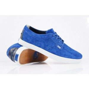 2016  DVS EL PORTO teenagers kids skate Shoes Blue Anti-Fur Street boy Shock-Absorbant Footwear
