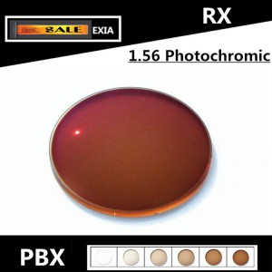 Single Vision Sunglasses REVO Mirror Red Myopic Sunglasses Brand Men Eyewear EXIA OPTICAL KD-320