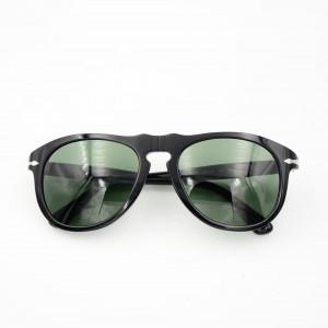 Sunglasses 714 /649 Sunglasses Italian brand designer vintage classical pilot mirror tortoise persoling arrow eyeglasses